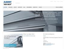 Albany Door Systems A/S