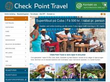 Check Point Travel A/S