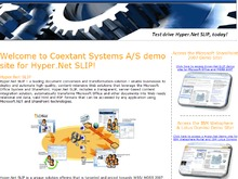 Coextant Systems A/S