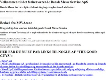 Dansk Messeservice ApS