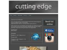Cutting Egde v/Martina Madsen