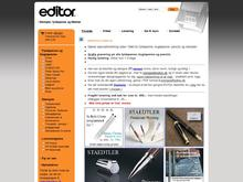Editor Pen-Magasin