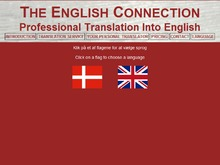 The English Connection/ Caroline Oldfield