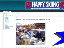 Happy Skiing v/Per Hjor Jensen