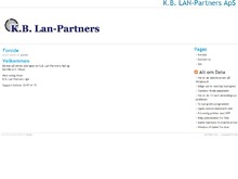 K. B. Lan-Partners ApS