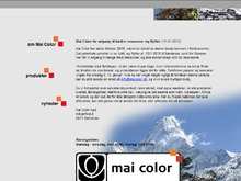 Mai Color ApS Professionelt Fotolaboratorie