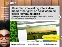 SHiFT Interactive Communication, Denmark ApS