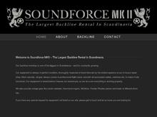 Soundforce Mkii ApS