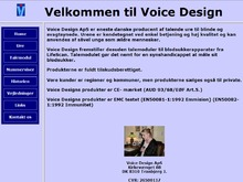 Voice Design ApS